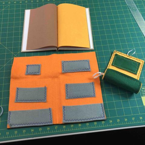 Passion Photo Books - Quilters Little Helper