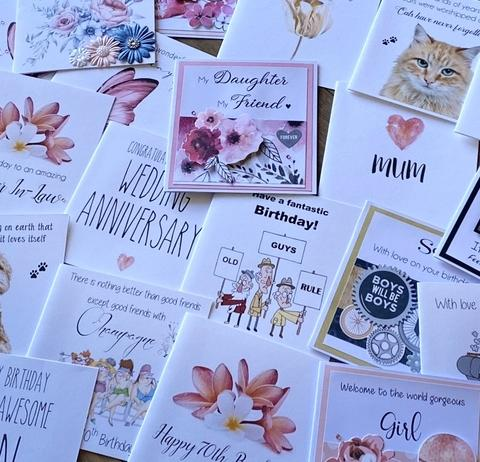 Cards by Joanne