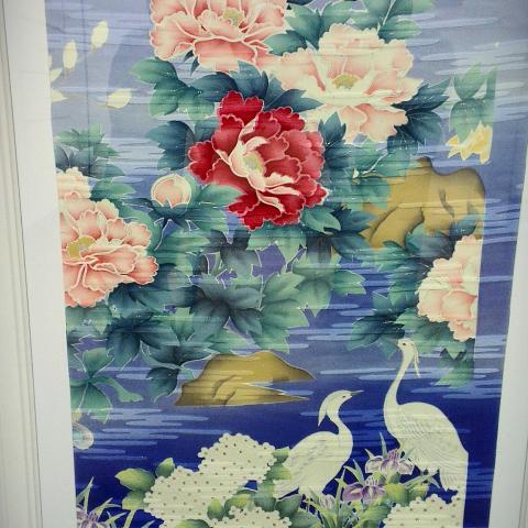 Japanese Silks