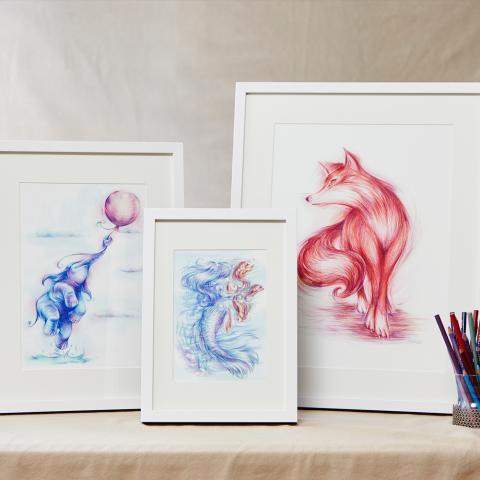 Lucie Mammone - Illustrator