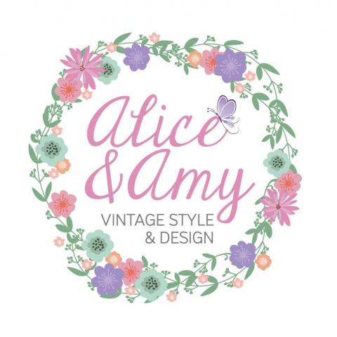 Alice and Amy Vintage Style and Design